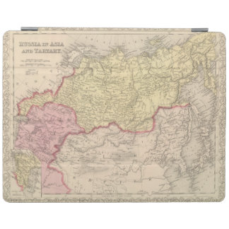 Russia in Asia and Tartary 2 iPad Cover