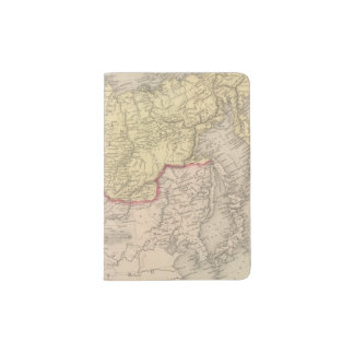 Russia in Asia and Tartary 2 Passport Holder