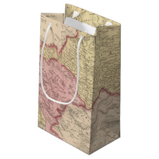 Russia in Asia and Tartary 2 Small Gift Bag