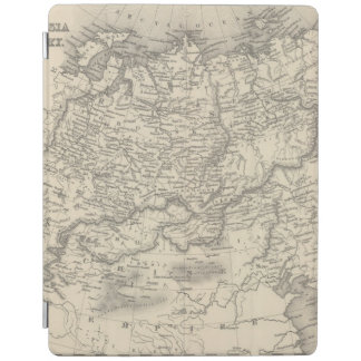 Russia in Asia and Tartary iPad Cover