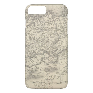 Russia in Asia and Tartary iPhone 8 Plus/7 Plus Case