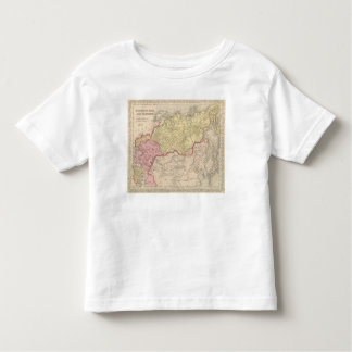 Russia in Asia and Tartary T Shirt