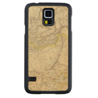 Russia in Asia, Chinese Empire Carved Maple Galaxy S5 Case