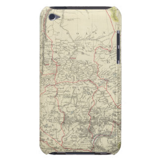 Russia in Asia iPod Case-Mate Case
