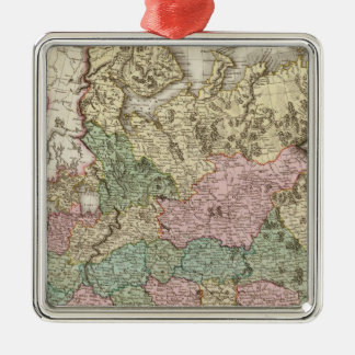 Russia in Europe 2 Christmas Ornament