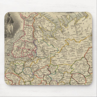 Russia In Europe 2 Mouse Pad