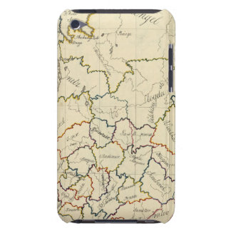 Russia in Europe 3 Barely There iPod Cover
