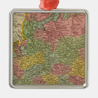 Russia in Europe 4 Christmas Ornament