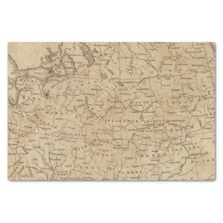 Russia in Europe 6 Tissue Paper