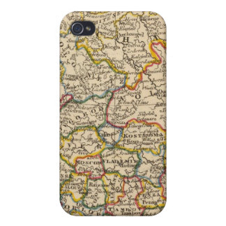 Russia in Europe Cover For iPhone 4
