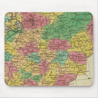 Russia In Europe Mouse Pad