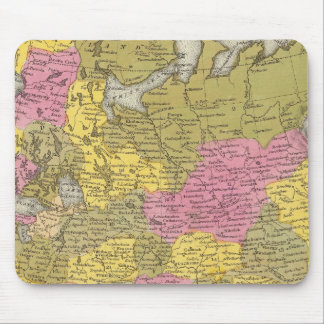 Russia In Europe Mousepads