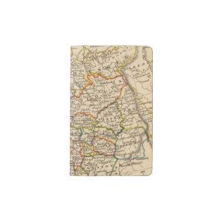 Russia in Europe Pocket Moleskine Notebook