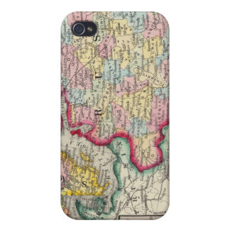 Russia In Europe, Sweden, And Norway iPhone 4/4S Covers