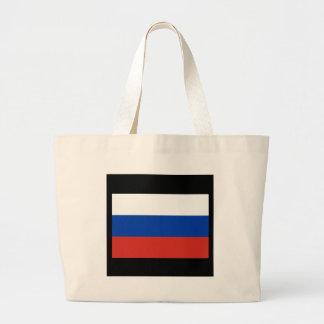 Russia Jumbo Tote Bag