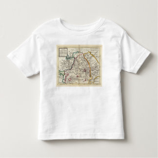 Russia, Kazakhstan, Asia Toddler T-Shirt