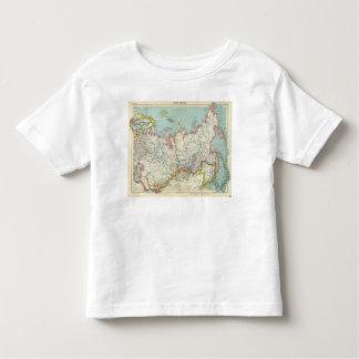 Russia, Korea and Asia Toddler T-Shirt