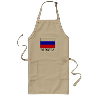Russia Long Apron