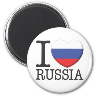 Russia Refrigerator Magnet