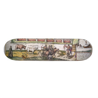 RUSSIA: MOSCOW, 1591 SKATE BOARDS
