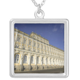 Russia, Moscow, Kremlin, The Grand Kremlin Square Pendant Necklace