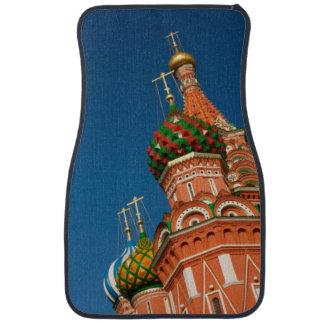 Russia, Moscow, Kremlin, Vasiliy Blessed Floor Mat
