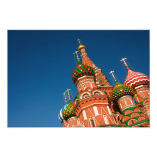 Russia, Moscow, Kremlin, Vasiliy Blessed Photo