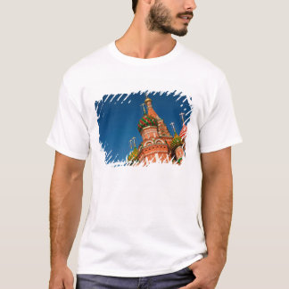 Russia, Moscow, Kremlin, Vasiliy Blessed T-Shirt