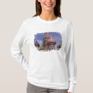 Russia, Moscow, Red Square. famous onions of St. T-Shirt