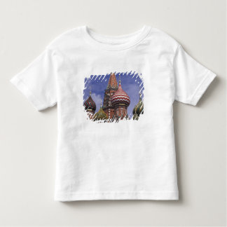 Russia, Moscow, Red Square. famous onions of St. Tshirts