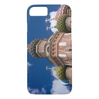 Russia, Moscow, Red Square. St. Basil's 2 iPhone 8/7 Case