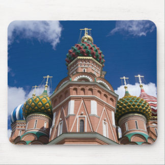 Russia, Moscow, Red Square. St. Basil's 2 Mouse Pad
