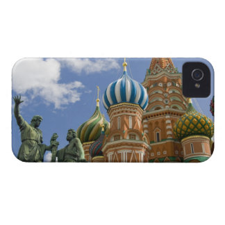 Russia, Moscow, Red Square. St. Basil's 3 iPhone 4 Case