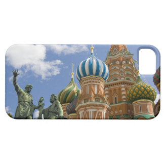 Russia, Moscow, Red Square. St. Basil's 3 iPhone 5 Covers