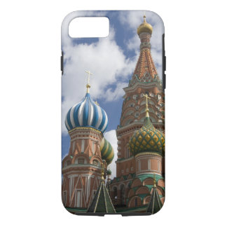 Russia, Moscow, Red Square. St. Basil's 4 iPhone 8/7 Case