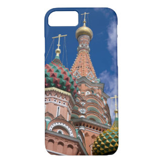 Russia, Moscow, Red Square. St. Basil's 5 iPhone 8/7 Case