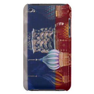 Russia, Moscow, Red Square St. Basils Cathedral, iPod Case-Mate Cases