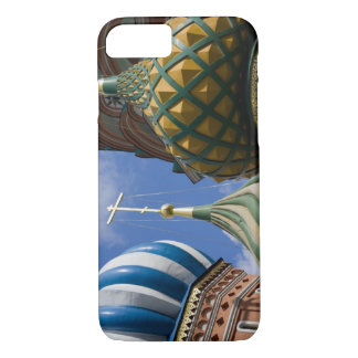 Russia, Moscow, Red Square. St. Basil's iPhone 8/7 Case
