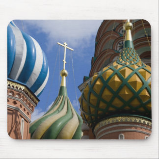 Russia, Moscow, Red Square. St. Basil's Mouse Pad