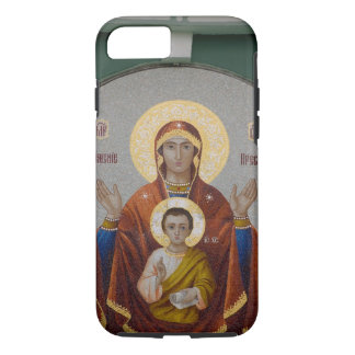 Russia, Moscow, Sparrow Hill, Trinity Church. iPhone 8/7 Case