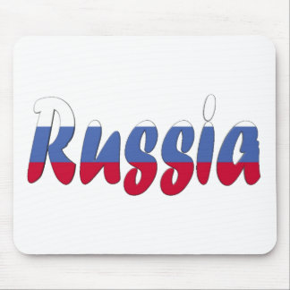 Russia Mouse Pad