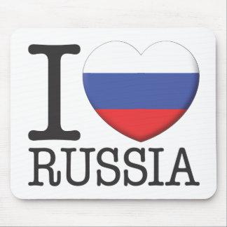 Russia Mousepad