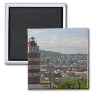 Russia, Murmansk. Largest city north of the Magnet