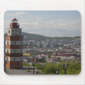 Russia, Murmansk. Largest city north of the Mouse Pad
