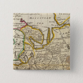 Russia or Moscovy 15 Cm Square Badge