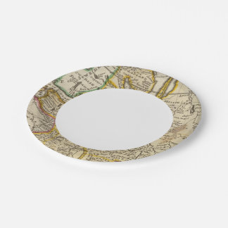 Russia or Moscovy Paper Plate