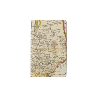 Russia or Moscovy Pocket Moleskine Notebook