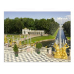 Russia. Petrodvorets. Peterhof Palace. Peter the