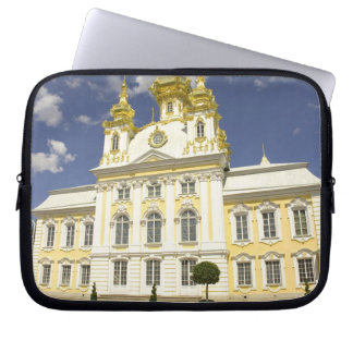Russia. Petrodvorets. Peterhof Palace. Peter the 2 Laptop Sleeve