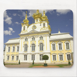 Russia. Petrodvorets. Peterhof Palace. Peter the 2 Mouse Pads